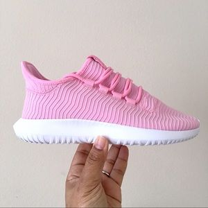 Adidas Originals Tubular Shadow Pink 6Y/ 7 Women
